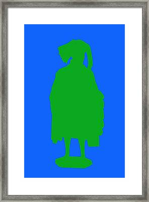 Contemporary 10 Van Thienen Framed Print