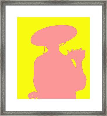 Contemporary 8 Van Everdingen Framed Print