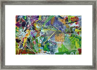 Contes Barbares Framed Print
