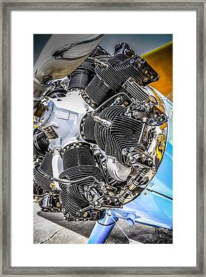 Continental R-670 Framed Print