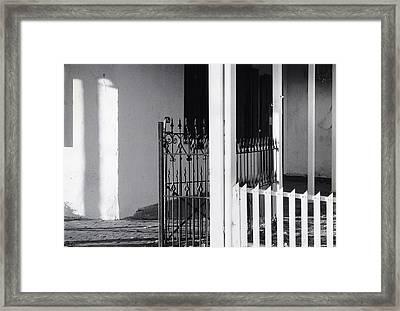 Continuum 2 Framed Print
