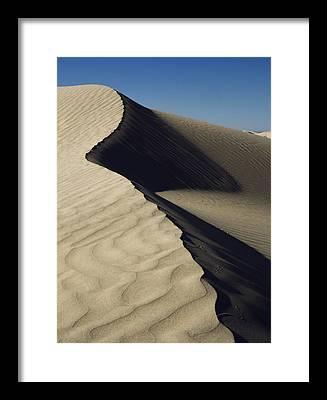 Contours Photographs Framed Prints