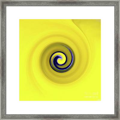 Contractual  Framed Print