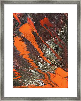 Convey Framed Print