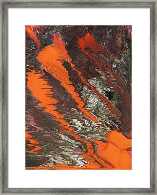 Convey Framed Print