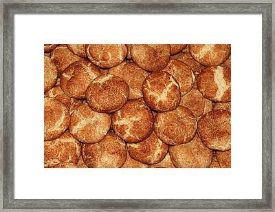 Cookies 170 Framed Print