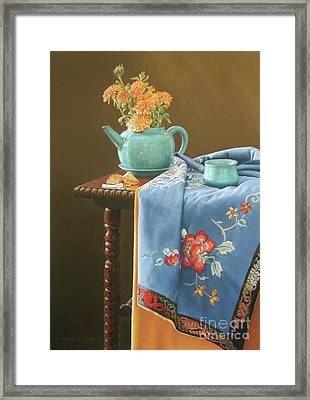 Cookie's Fortune Framed Print