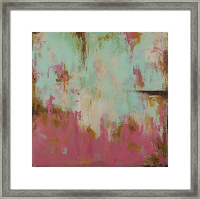 Cool Breeze Framed Print by Suzzanna Frank