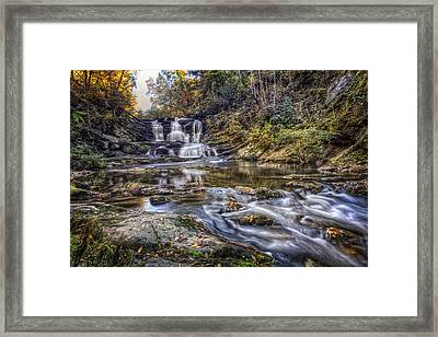 Cool, Cool Water Framed Print