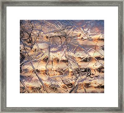 Framed Print featuring the photograph Cool Ice by Sami Tiainen