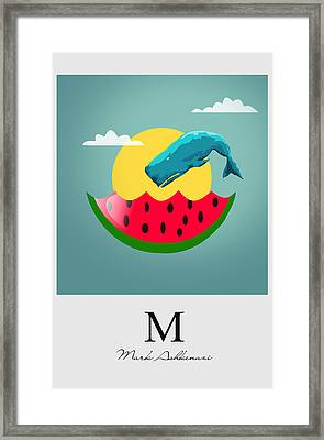 Cool  Framed Print by Mark Ashkenazi