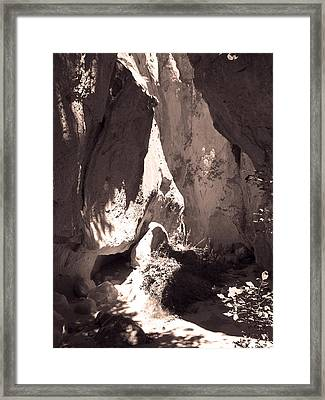 Cool Rest Framed Print by James Granberry