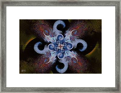 Cool Running Framed Print by Jim Pavelle