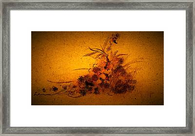 Cool Sketch 67 Framed Print by Len YewHeng