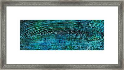 Framed Print featuring the mixed media Cool Spin by Sami Tiainen