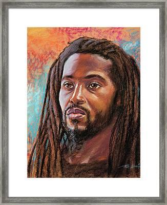 Coop Framed Print by Christopher Reid