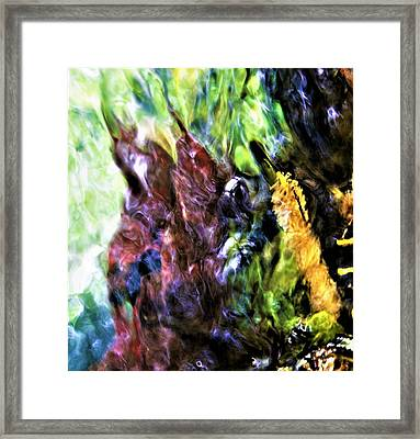 Cooperation Framed Print by SeVen Sumet