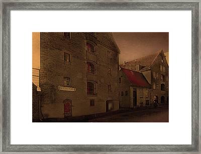 Framed Print featuring the photograph Copenhagen-city by Jeff Burgess