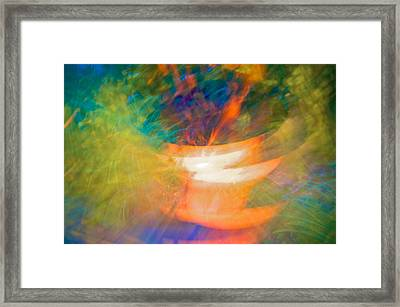 Copper Light Framed Print by William Wetmore