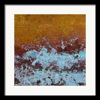 Oxidation Framed Prints