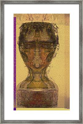 Coptic 3 Framed Print by Noredin Morgan