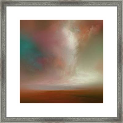 Coral Framed Print by Lonnie Christopher