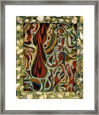 Coral Reef Framed Print by Dylan Chambers