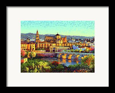 Andalusia Framed Prints