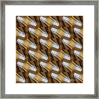 Corduroy Framed Print