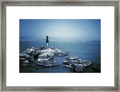 Corfu - Greece Framed Print by Cambion Art