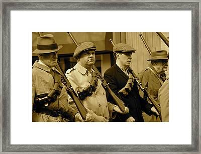 Corkers Framed Print by Staci-Jill Burnley