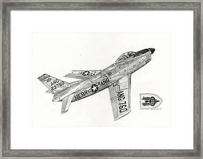 Corndog Framed Print by Mark Jennings