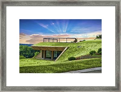 Cornell University Ithaca New York 02 Framed Print