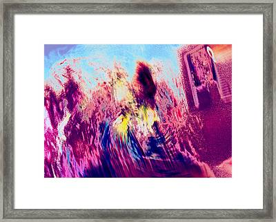 Corner Defeating Class 2015 Framed Print by James Warren