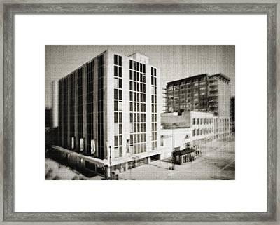 Corner Of Mifflin And Carroll Framed Print by Todd Klassy