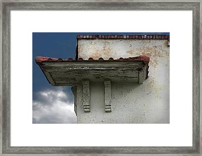 Cornice Framed Print