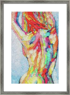 Color And Form Framed Print