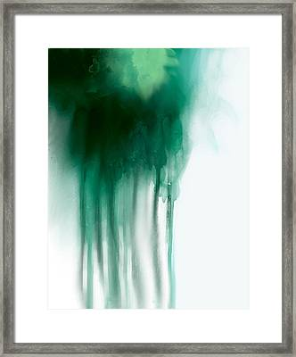 Corpse Framed Print by Lindsey Cormier