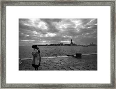 Framed Print featuring the photograph Correspondences by Yuri Santin
