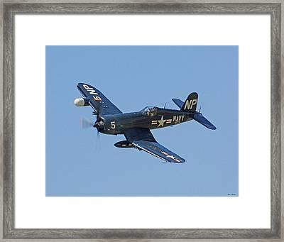 Corsair 05 Framed Print
