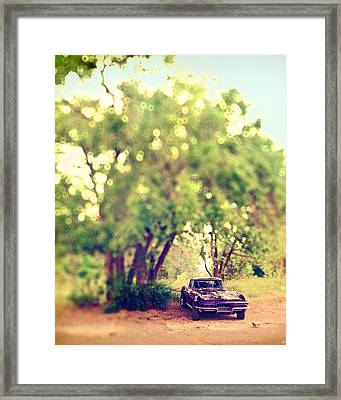 Corvette Summer Framed Print