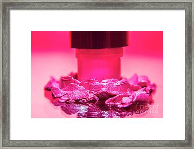 Cosmetic Impact Framed Print by Jorgo Photography - Wall Art Gallery