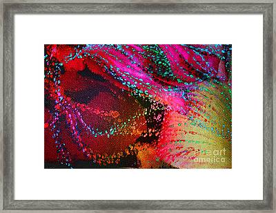 Cosmogenesis Framed Print by Jeanette French