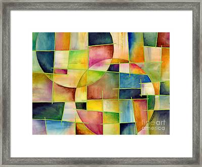 Cosmopolitan 2 Framed Print by Hailey E Herrera