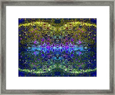 Cosmos Crown Jewels 2 Framed Print