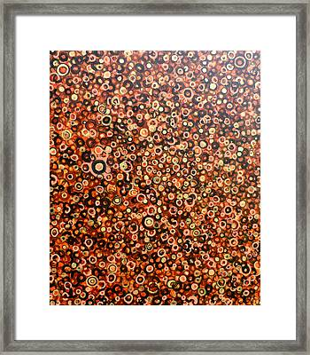 Cosmos Framed Print by Tom Roderick