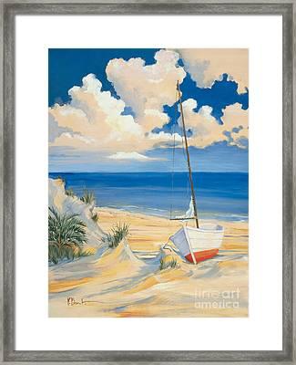 Costa Del Sol Framed Print by Paul Brent