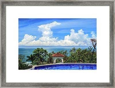 Costa Rica Dream Framed Print