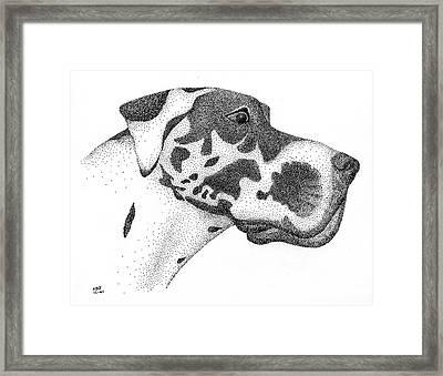Costello Framed Print