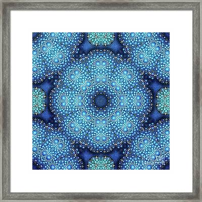 Cote D'azur Framed Print by Mo T